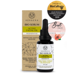 BIO SERUM ACTIVE FACIAL OIL...